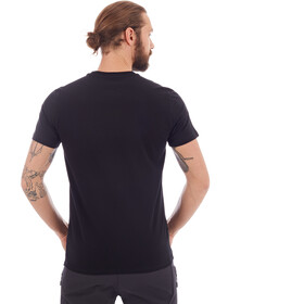 Mammut Logo T-Shirt Homme, black PRT1